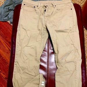 Levi's 511 commuter jeans, 34